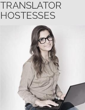 Hostessy tłumaczki