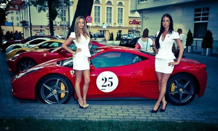 Cooperation with ferrari Katowice